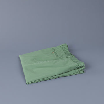 Incotex Model 53 Carrot fit pants Verde Medio