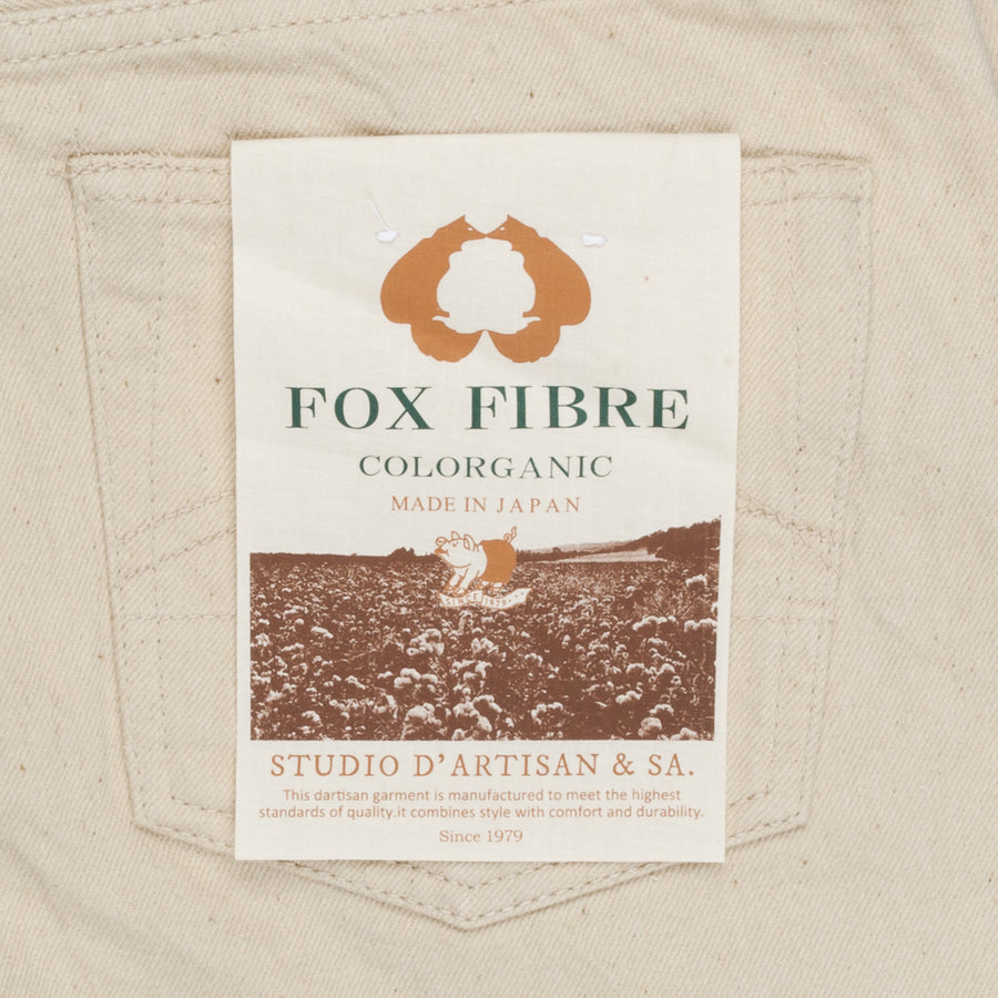 Studio D'Artisan Fox 002 Relax Tapered Fit pants Road