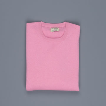 William Lockie Oxton Cashmere Crew Neck Mhairi