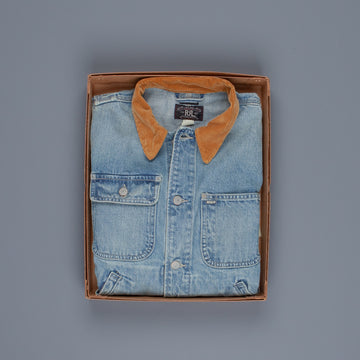 RRL 25th Anniversary Ranch jacket