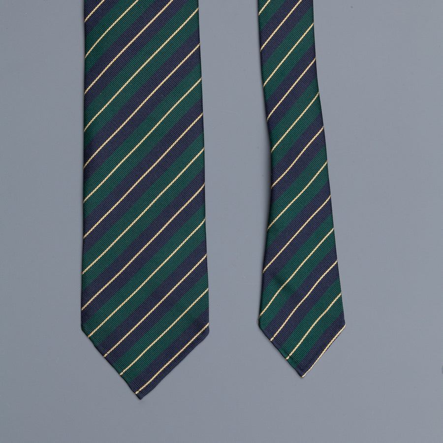 Drake's super repp Regimental tie 5th Lancers