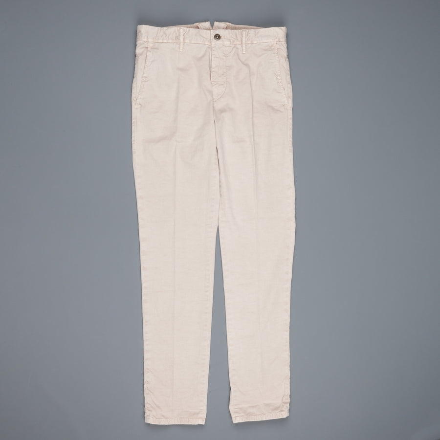 Incotex Slacks 1st603 Stretch Chino Beige Chiaro