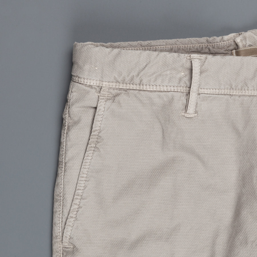 Incotex Slacks 1st603 GD stretch Beige Scuro