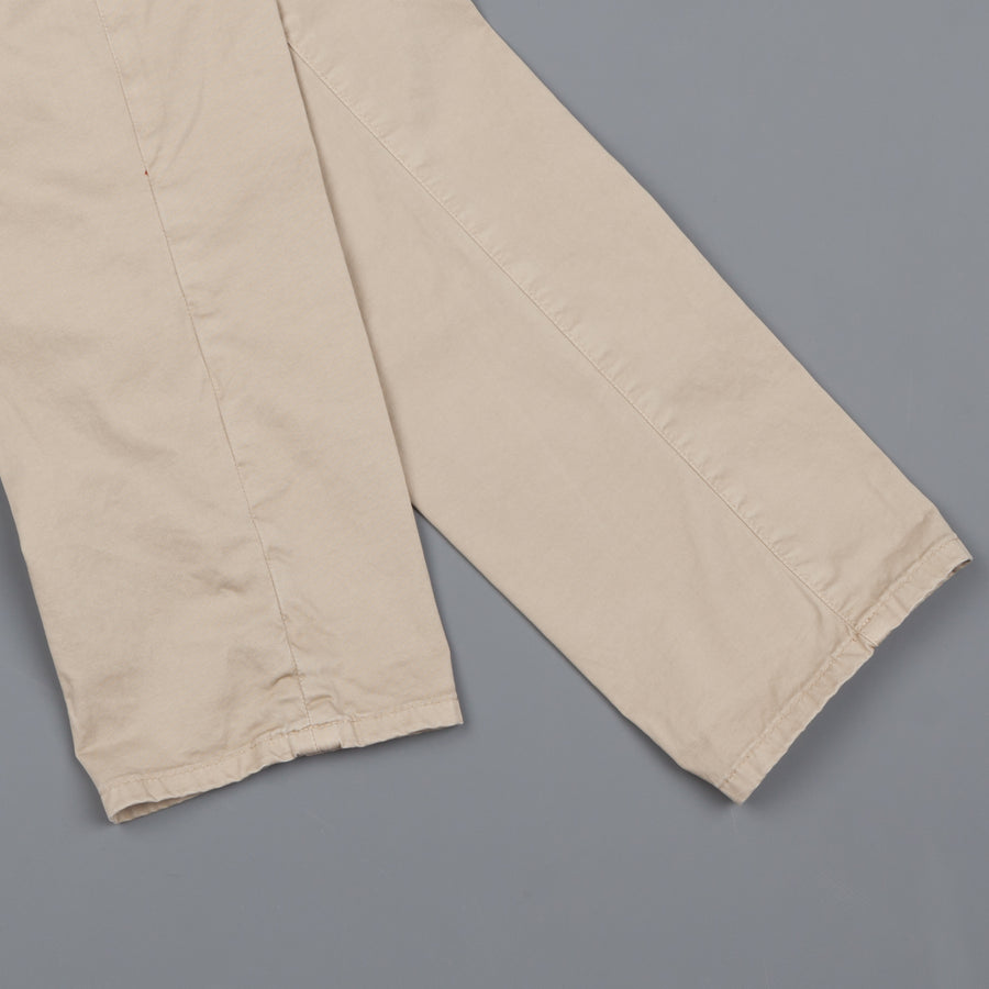 Incotex model 100 (former 603) slim fit pants beige medio