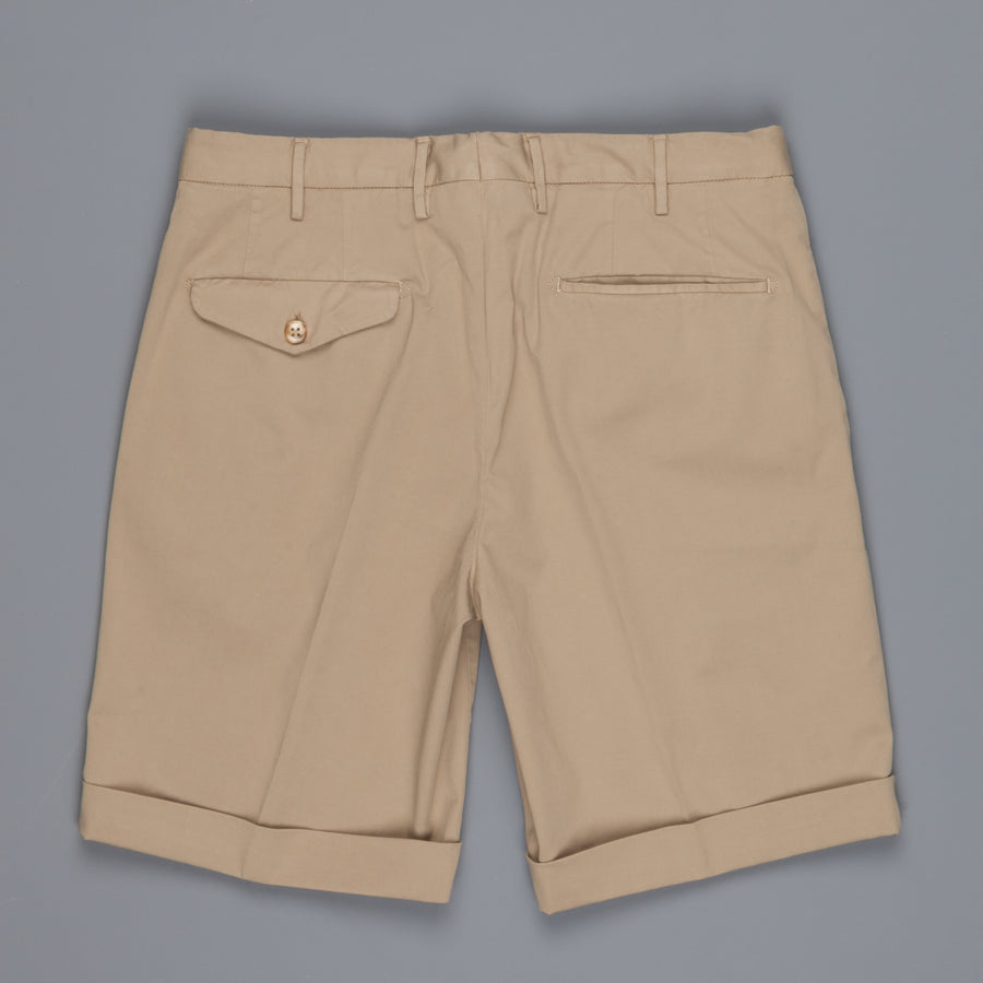 Incotex Model 36 Slim fit Short Royal Batavia beige scuro