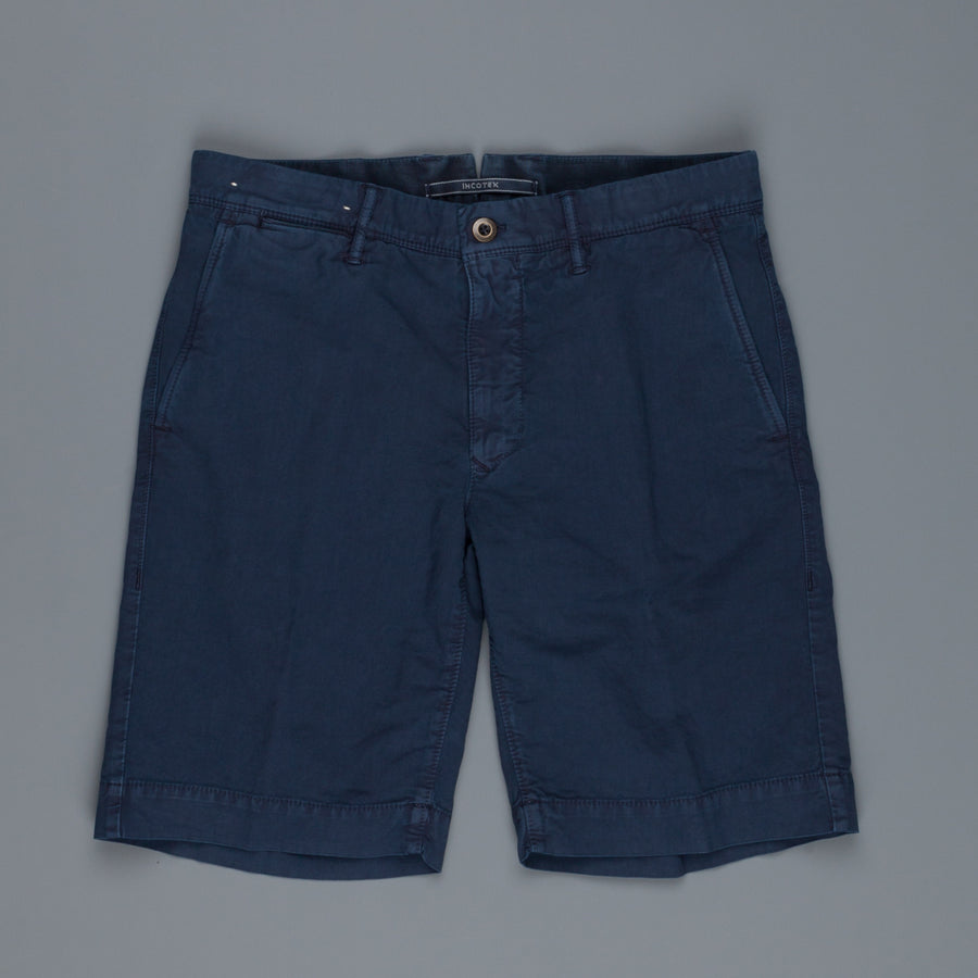 Incotex Slacks, model 531 shorts bluette