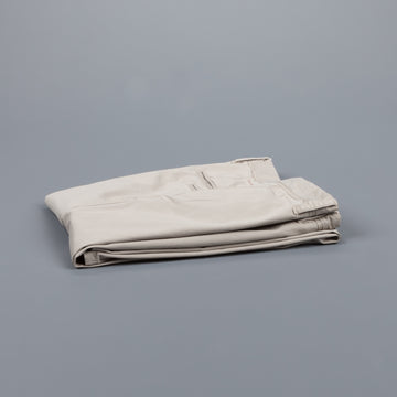 Incotex Slacks 1st619X Stretch Chino Beige Scuro