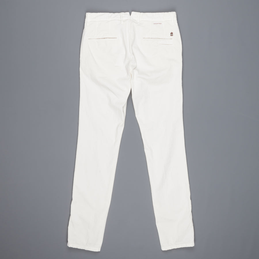 Incotex Slacks 1st619X Stretch Chino Piquet Naturale