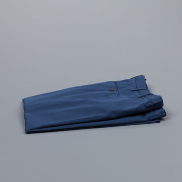 Incotex Venezia Model 16 Tapered Fit Royal Batavia Bluette