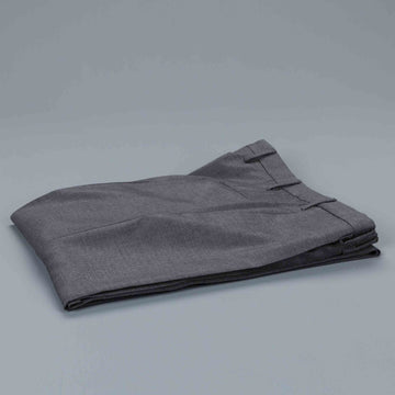 Incotex Model 30 s100 wool pants grey