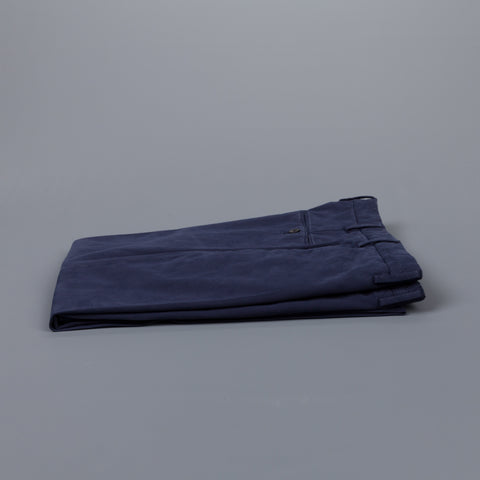 Incotex x Frans Boone exclusive Model 16 pants Bluette