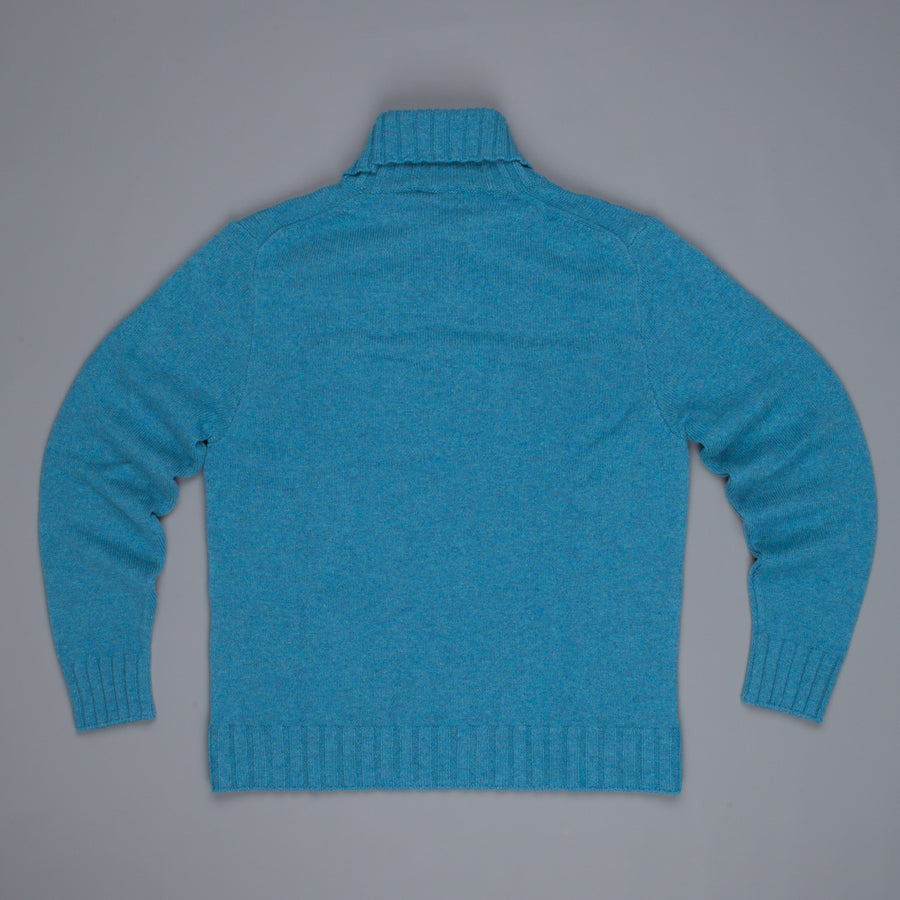 Inis Meáin loose turtle neck Lazullo