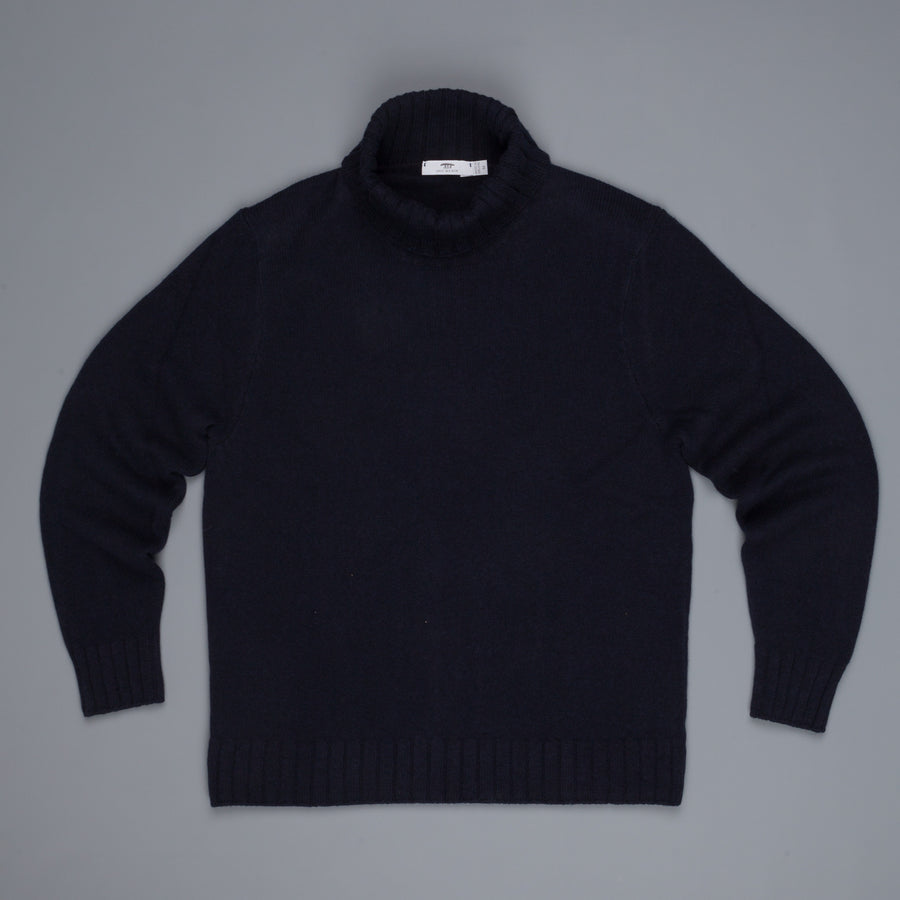 Inis Meáin loose turtle neck Nocturn