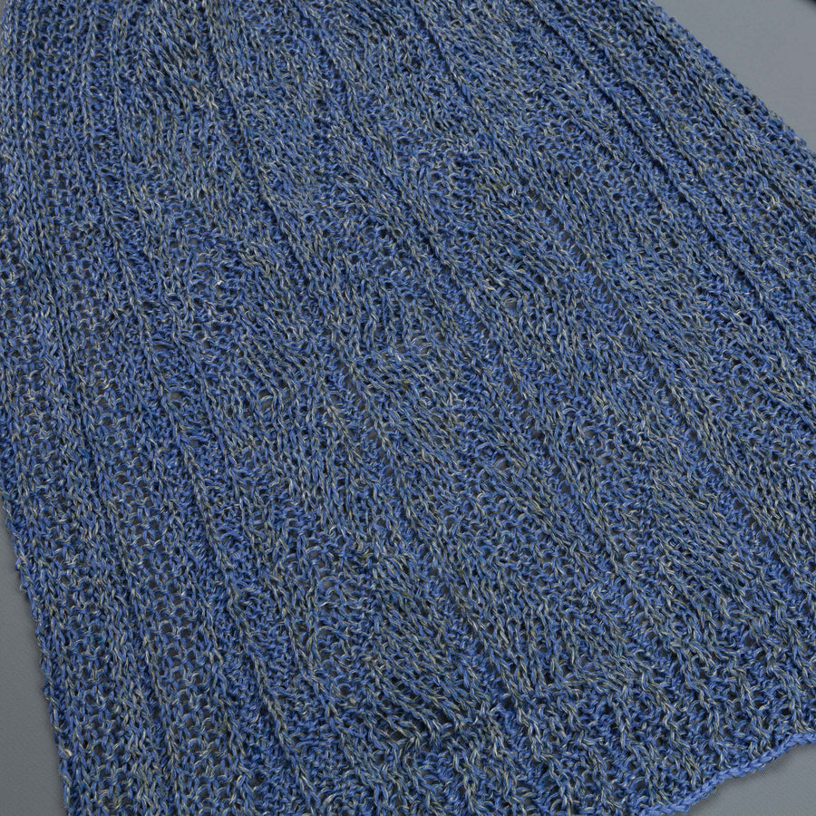 Inis Meáin patented linen Aran Scarf col 84