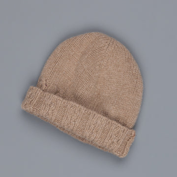 Inis Meáin Slouchy hat Camel