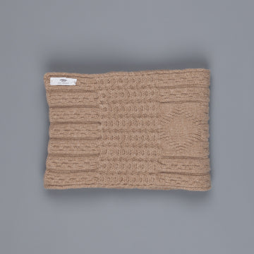 Inis Meáin Cable Scarf Camel
