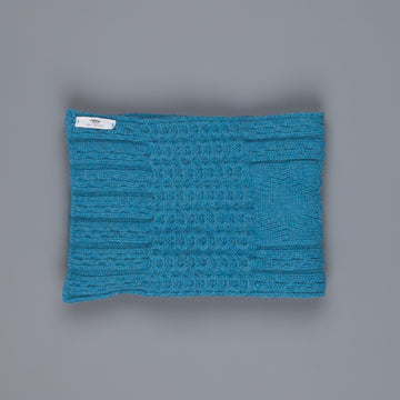 Inis Meáin Cable Scarf Lazullo