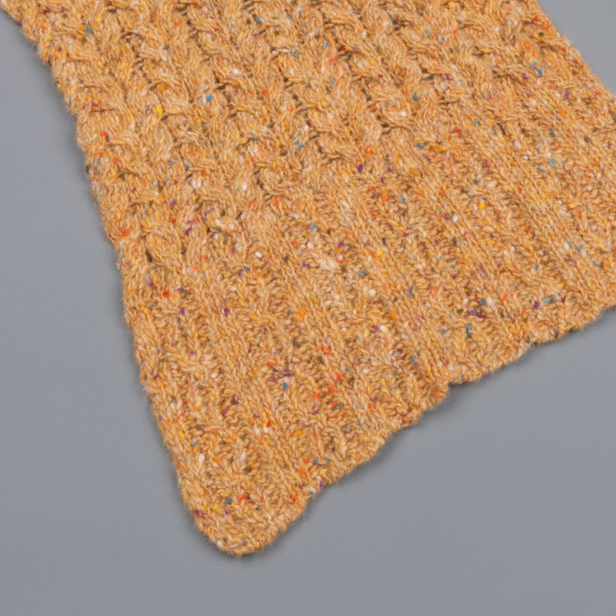 Inis Meáin Cable Scarf Wrasse