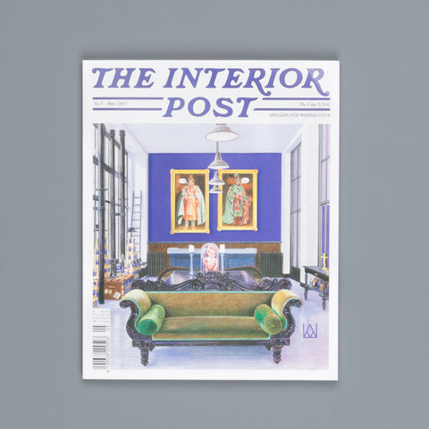 The Interior Post Nr 5 German Edition 2017