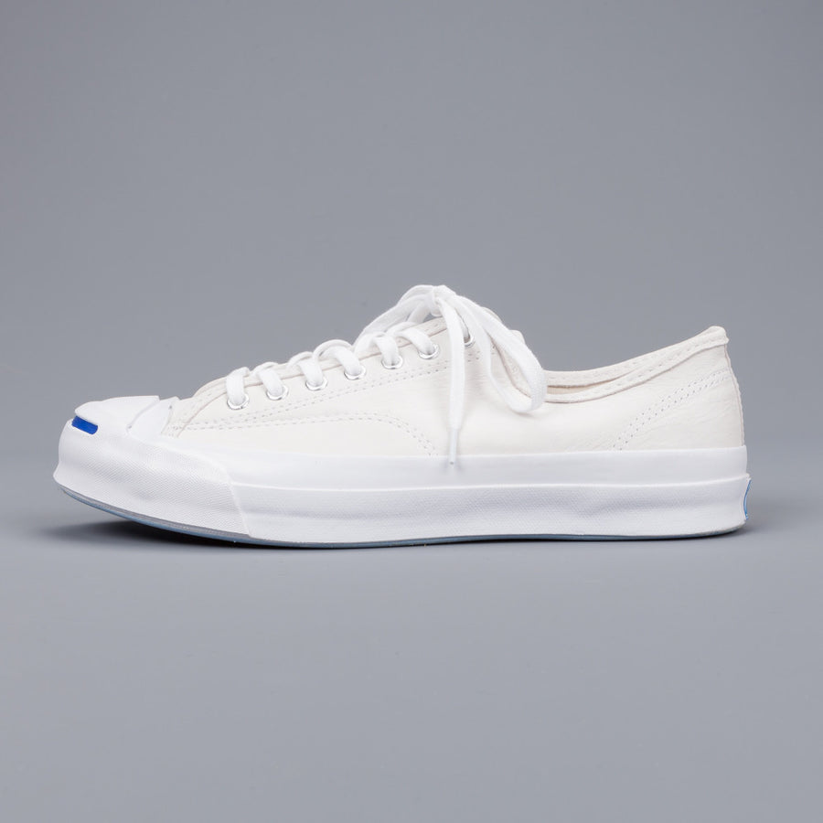 Converse Jack Purcell Signature Ox off white goat leather
