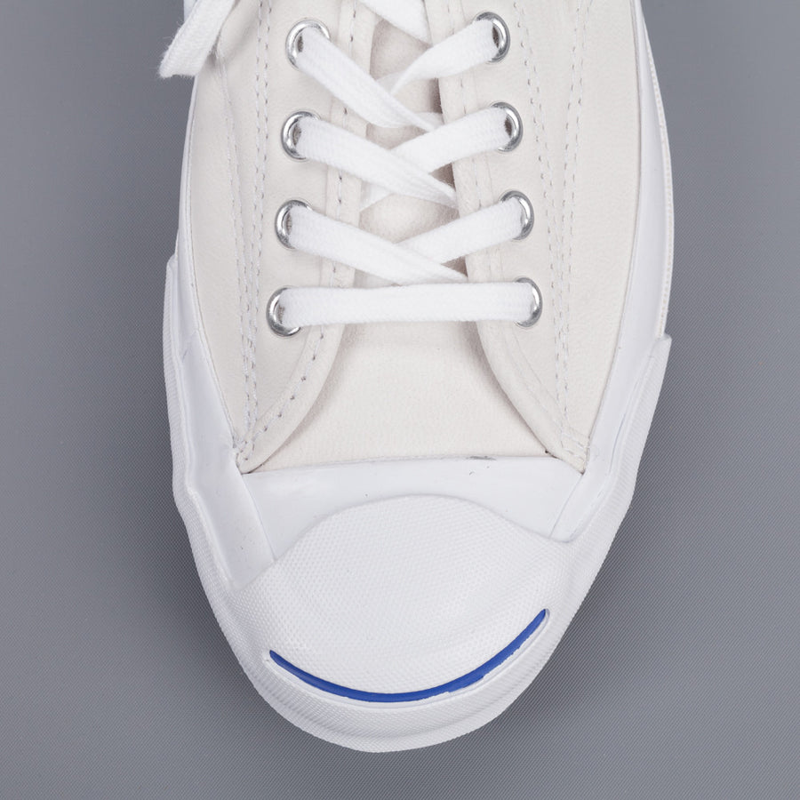 8092f8270875 Converse Jack Purcell Signature Ox off white goat leather – Frans ...