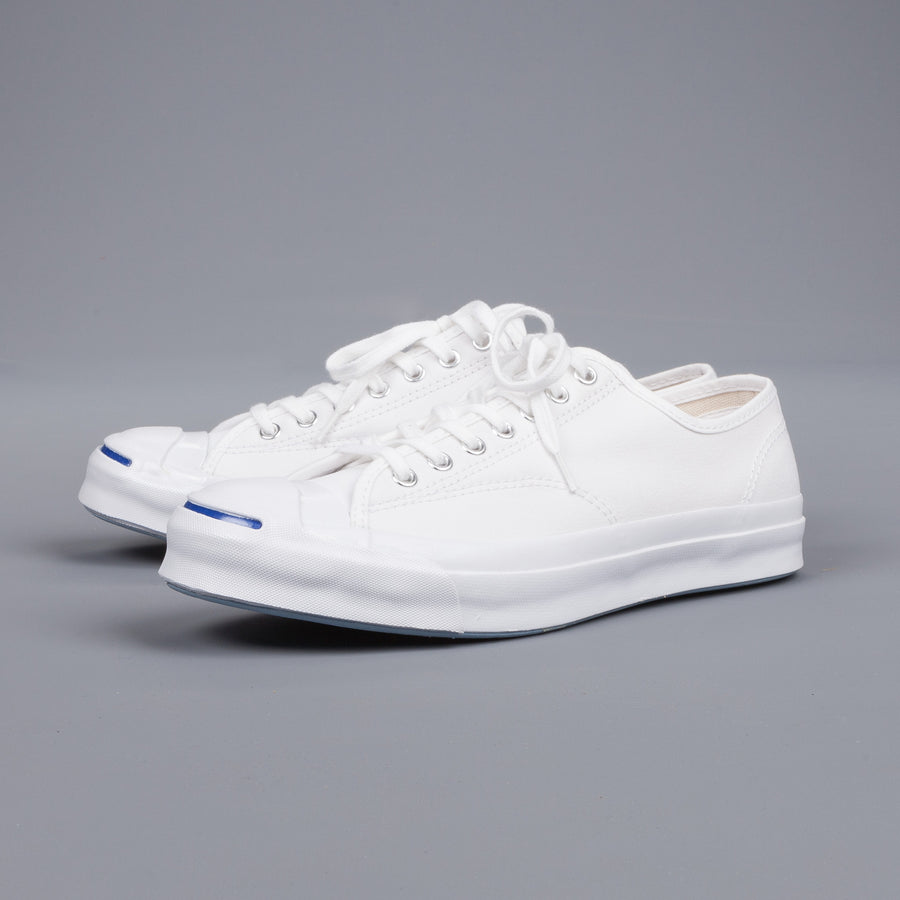 Converse Jack Purcell Signature Ox white canvas – Frans Boone Store ef631dc9731d