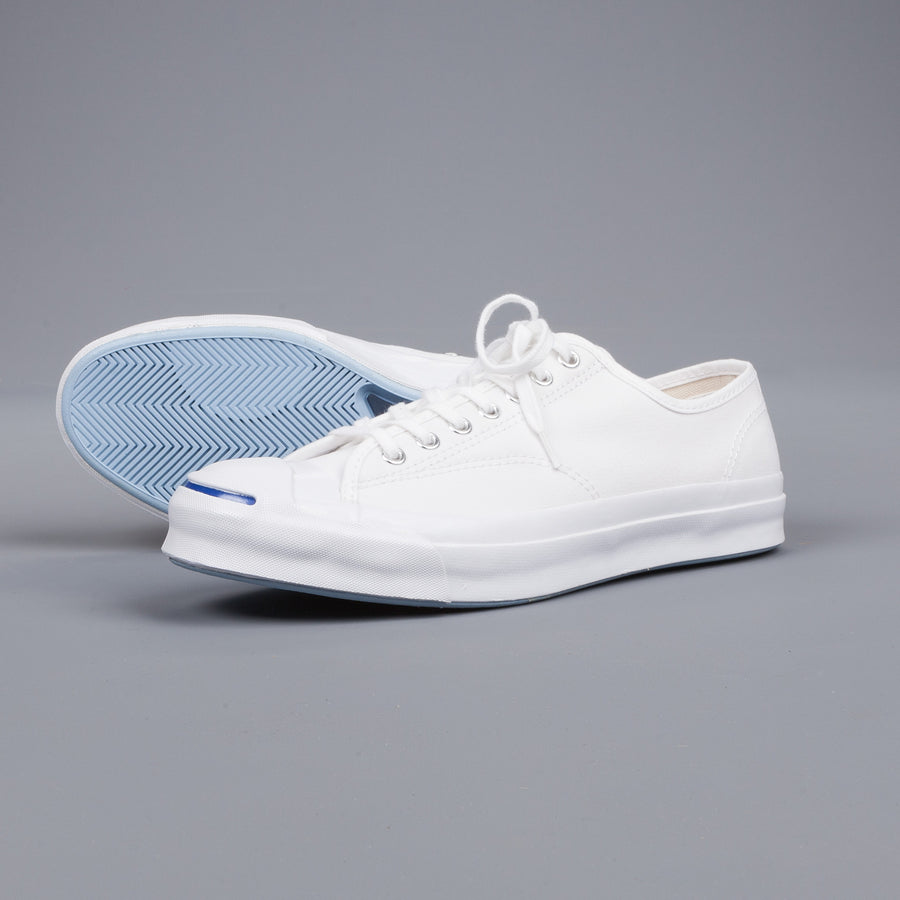 Converse Jack Purcell Signature Ox white canvas