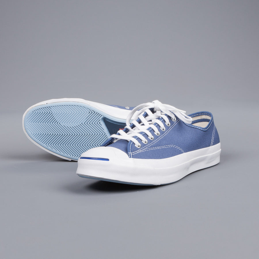 Converse Jack Purcell Signature Ox True Navy Canvas
