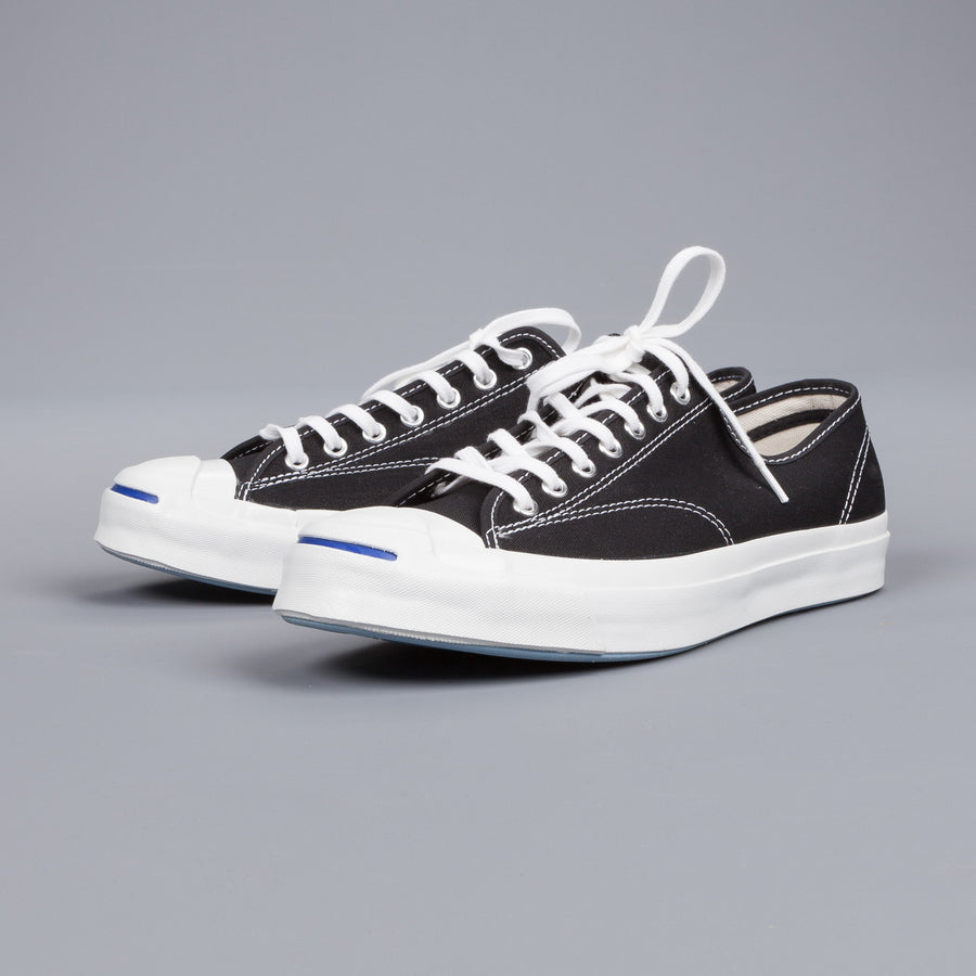821faaae813f ... ebay converse jack purcell signature black canvas converse jack purcell  signature black canvas 49d07 b5e83