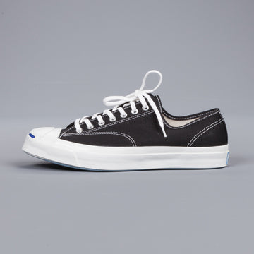 Converse Jack Purcell Signature Black Canvas