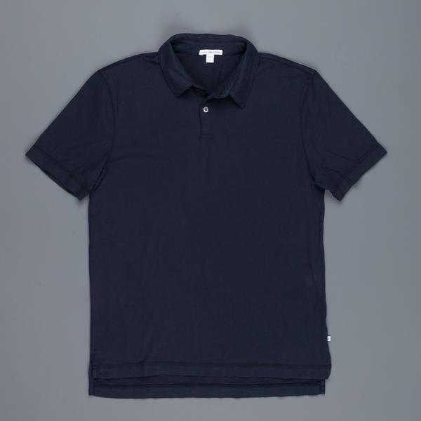 James Perse Revised standard polo Deep