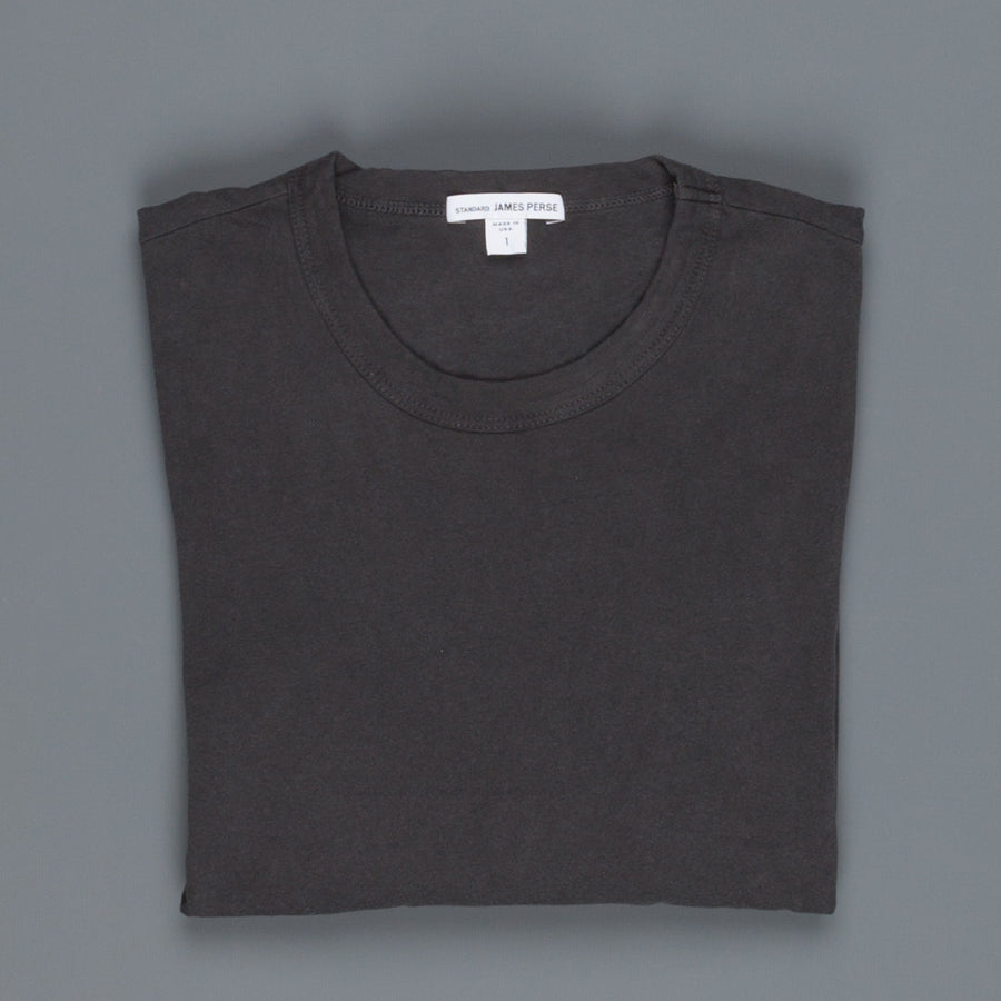 James Perse long sleeve crew neck Carbon