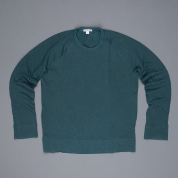 James Perse Vintage Fleece raglan pullover Laurel