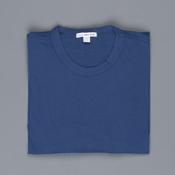 James Perse long sleeve crew neck Air force blue
