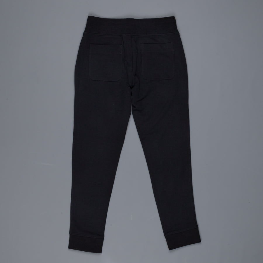 James Perse French Terry Sweat Pant Black