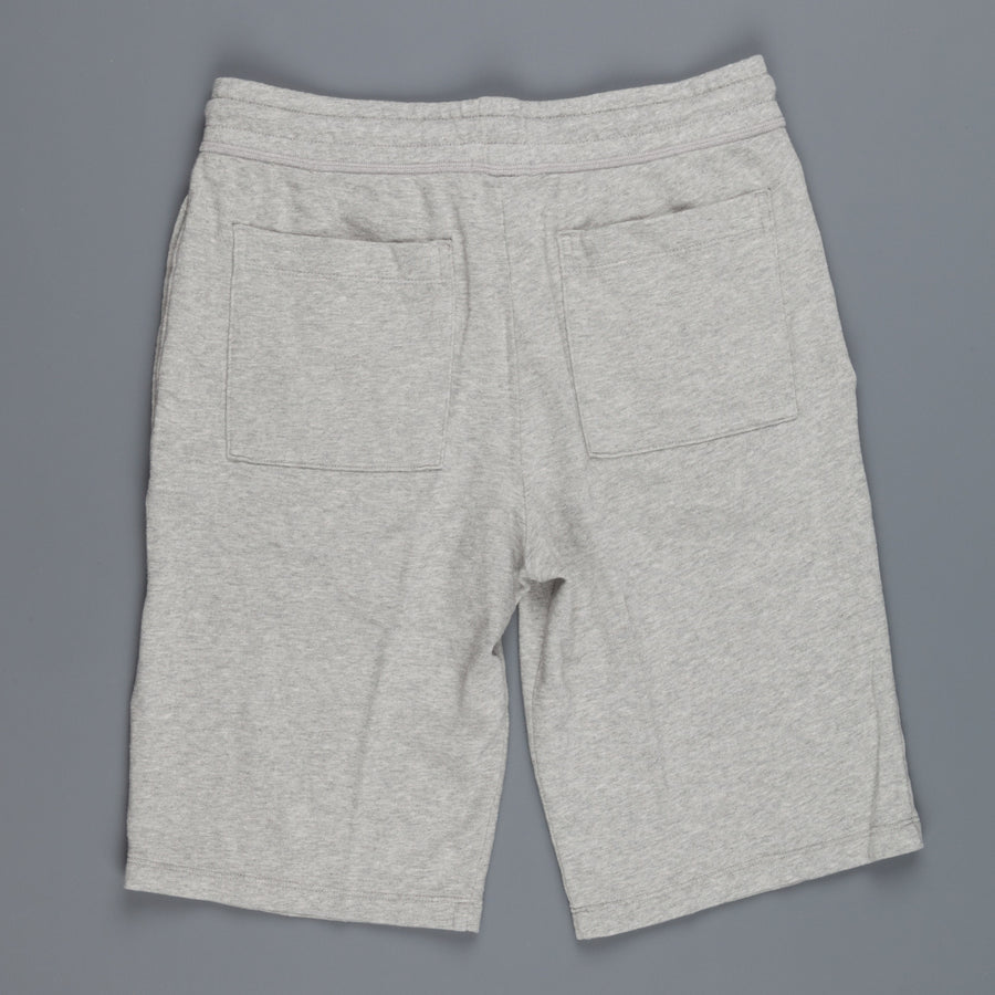 James  Perse Classic Fleece short Heather grey