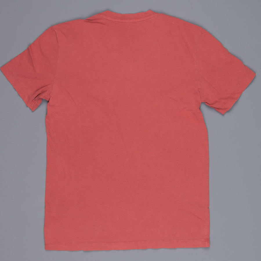 James Perse short sleeve V neck t shirt Sunstone