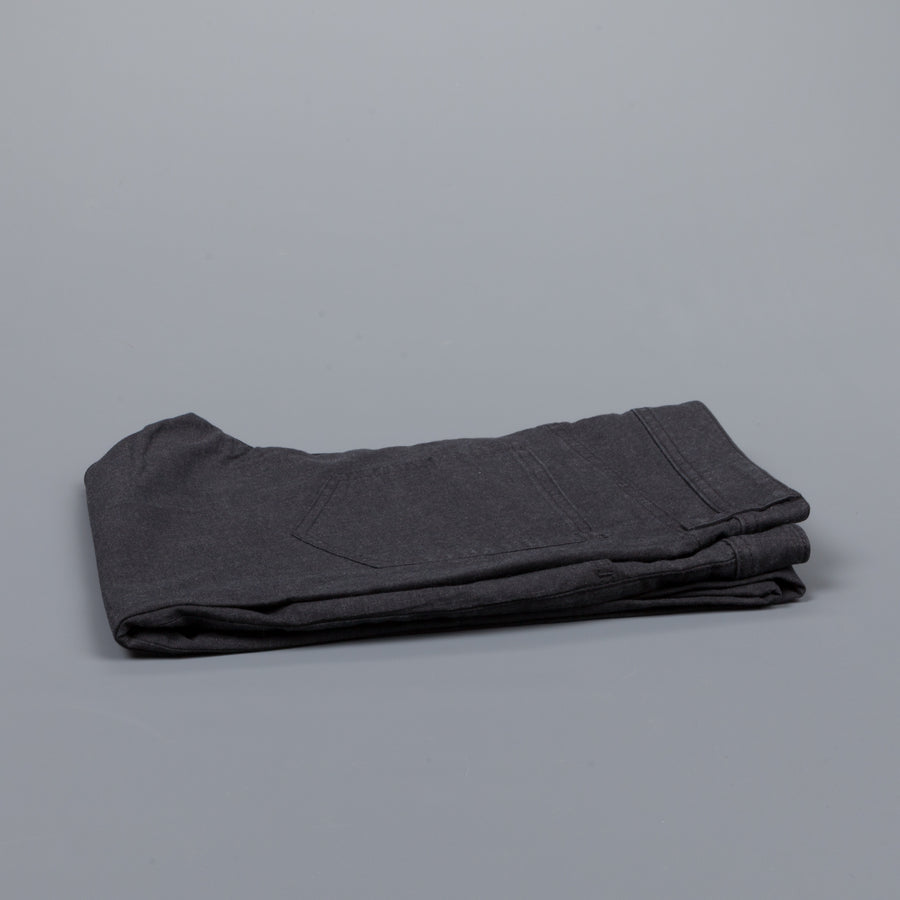 James Perse Clean 5-Pocket Pants Heather Charcoal