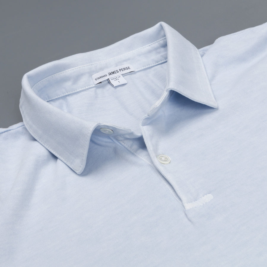 James Perse revised standard polo Memory