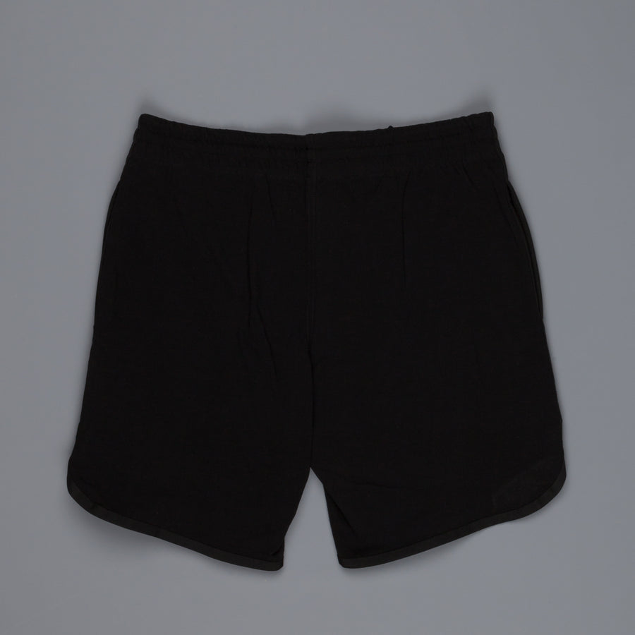 James Perse Heavy clear Jersey Basketball short Black