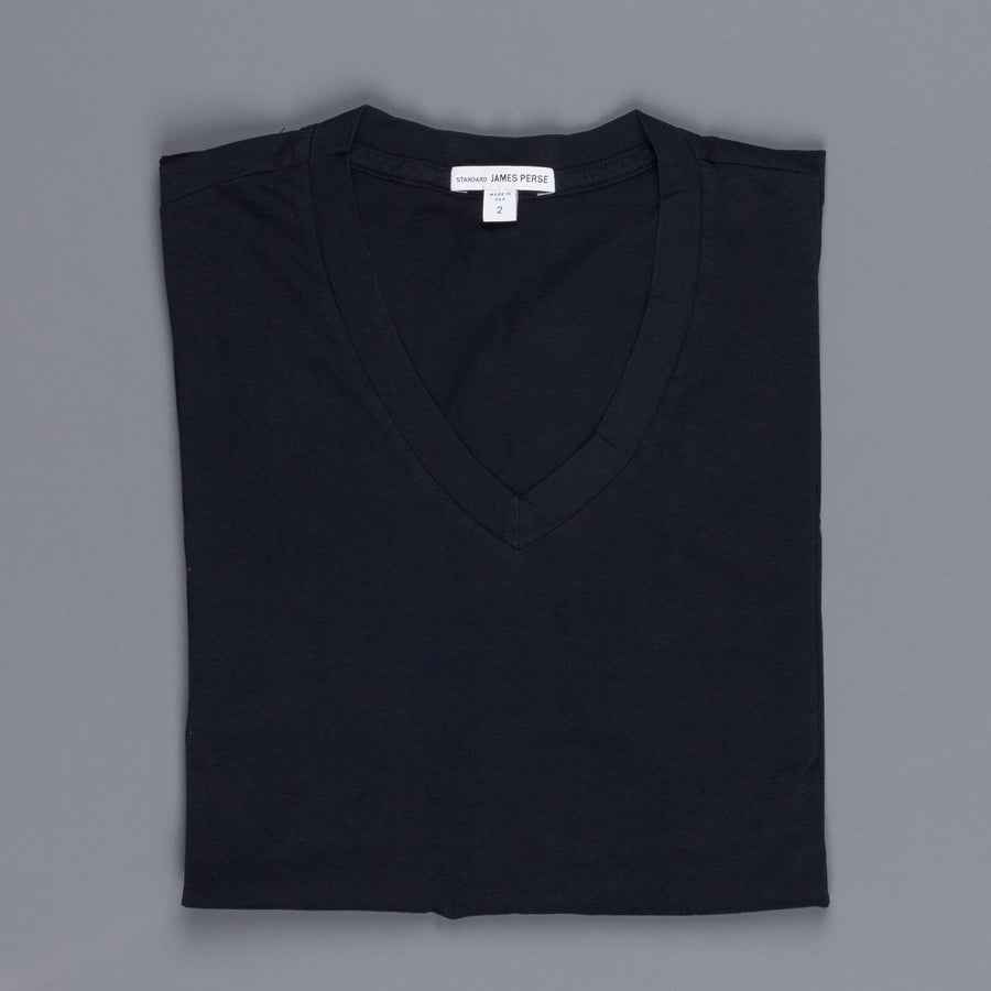 James Perse V neck tee Deep