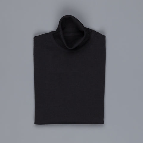 John Smedley Orta pullover turtle neck Black