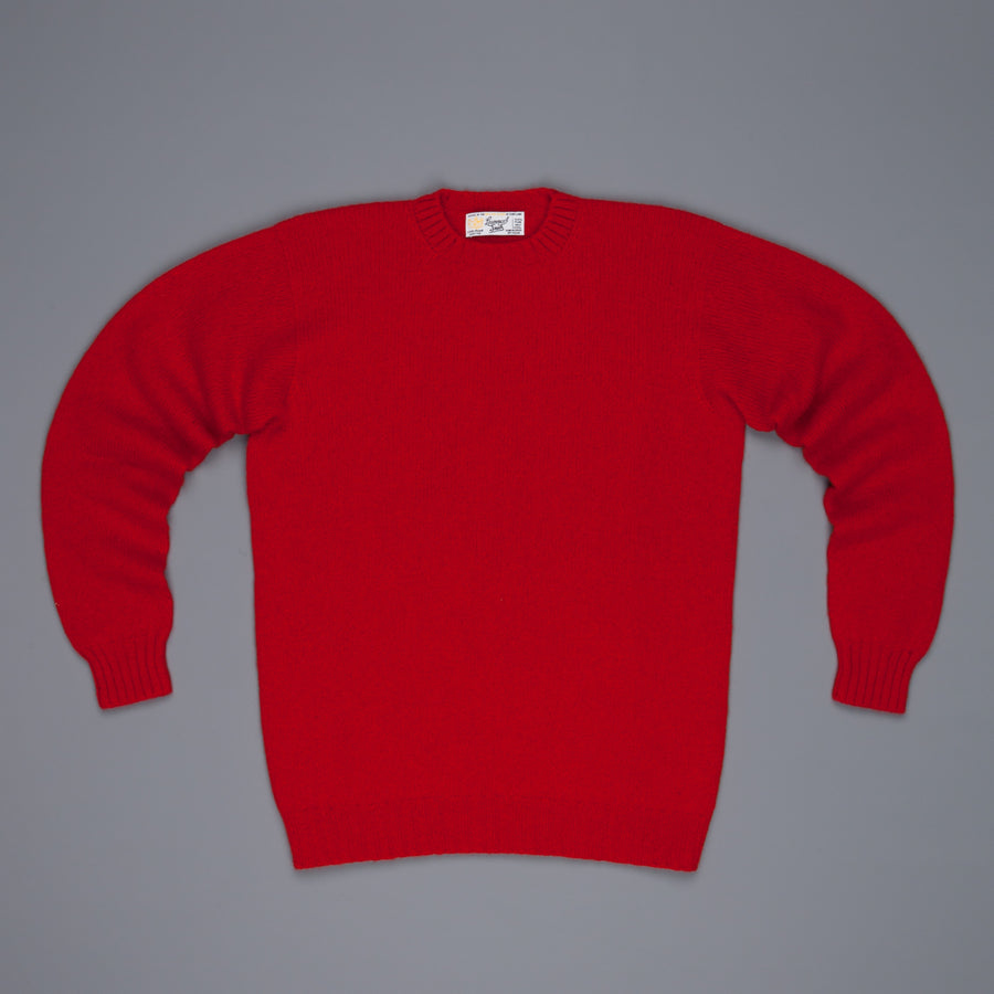 Laurence J. Smith  Super soft Seamless Crew Neck Pullover Tudor