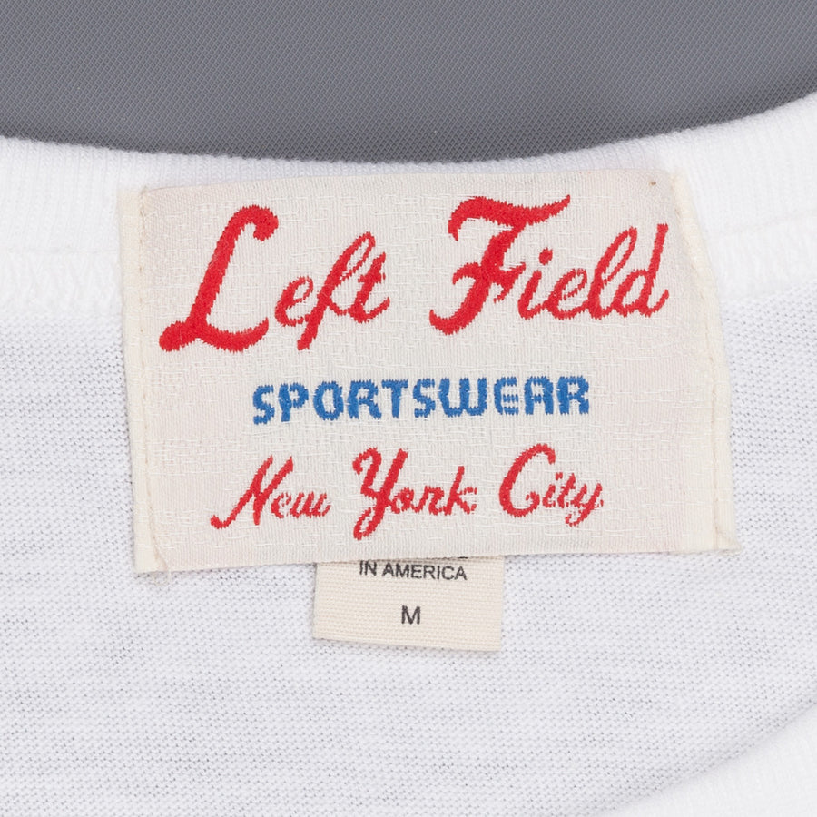 Leftfield NYC 2 pack tee White