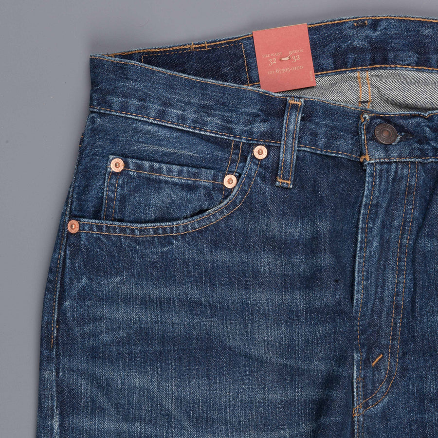 Levi's Vintage clothing 1967 505 jeans Change UP