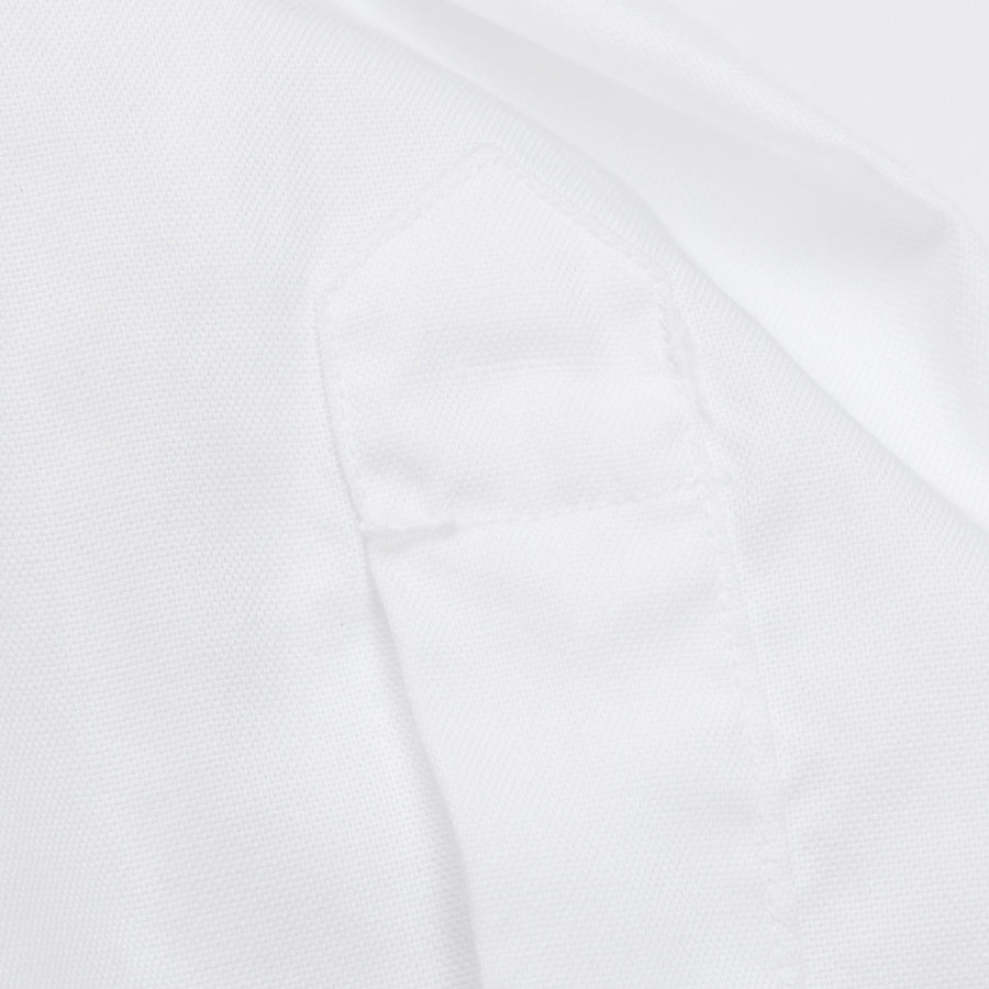 Mazzarelli fine oxford white