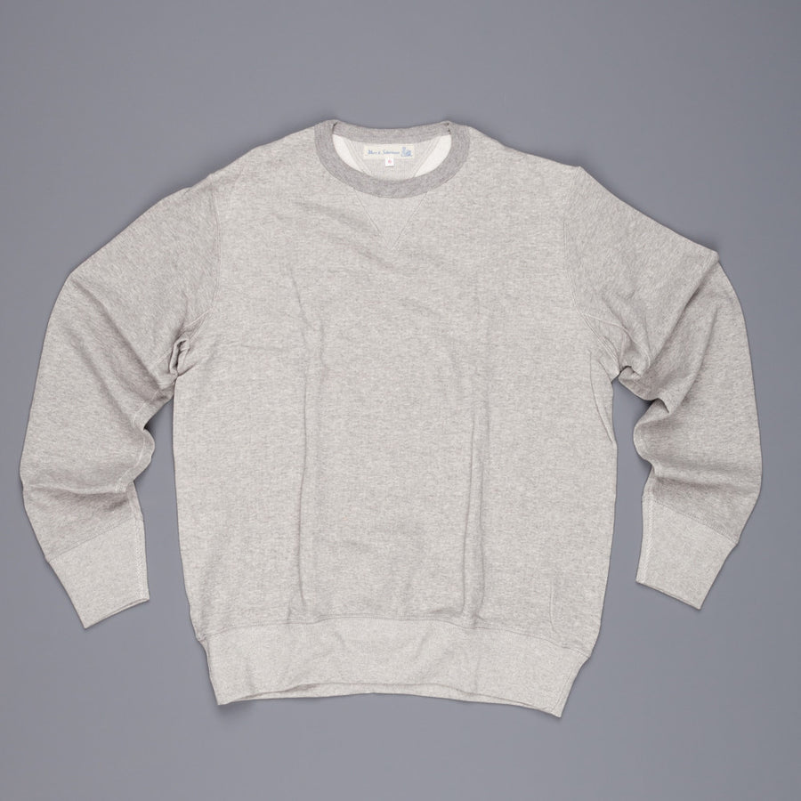Merz B Schwanen 346 Sweat Grey Melange