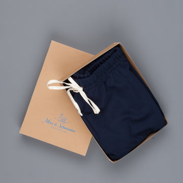 Merz B Schwanen Sweatpants 359 Ink Blue
