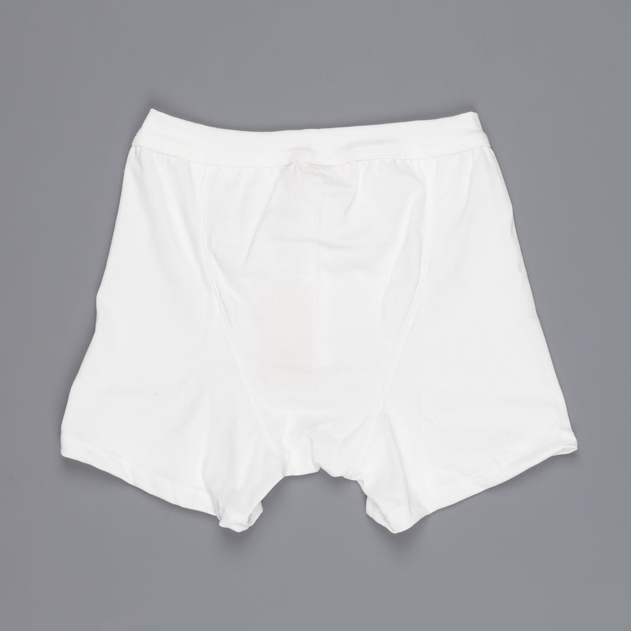 Merz B Schwanen 255 button facing underpants White