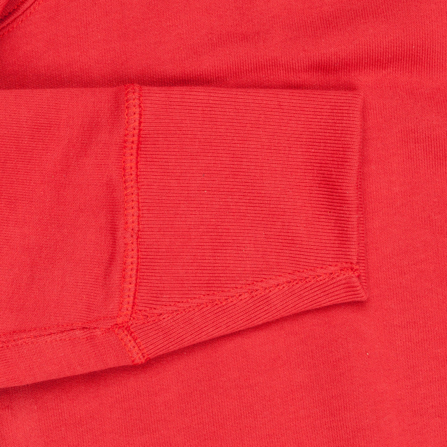 Merz B Schwanen 346 Fleece sweater red